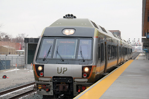 Heading back to Union Station | by Can Pac Swire