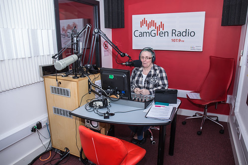 CamGlen Radio new digs