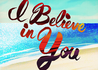 ibelieveinyou | by j.albright