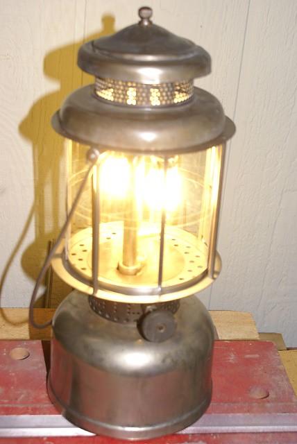coleman quick lite lamp dates