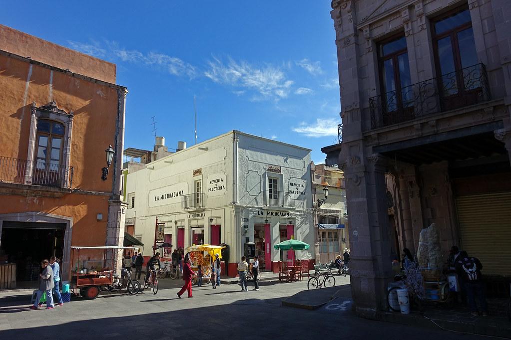 La Michoacana Paleteria Jerez Zacatecas The Days Of High