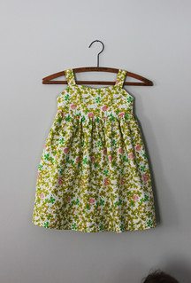 Cricket Clover Dress | by olive bunny