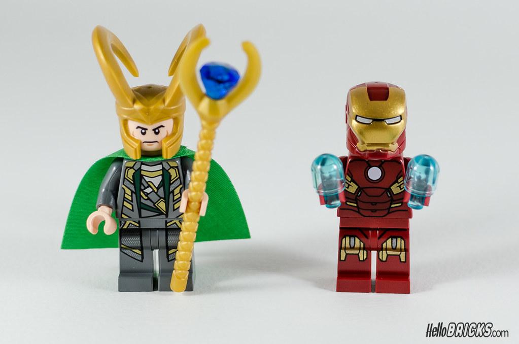 ... REVIEW LEGO 10721 Juniors Iron Man vs Loki | by hello_bricks