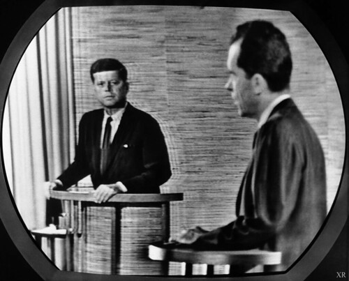 1960 ... Kennedy - Nixon debate. | by x-ray delta one