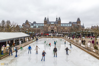042 i amsterdam skating 2 | by Eva Blue