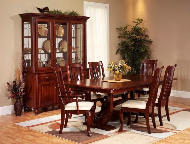 Cherry Dining Room Tables | via SpacityLife.com ift.tt/1ZAZO ...