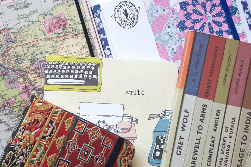 NatStatWeek: Collecting Notebooks | lifeofkitty.co.uk