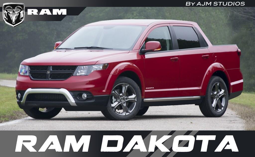 Ram dakota concept