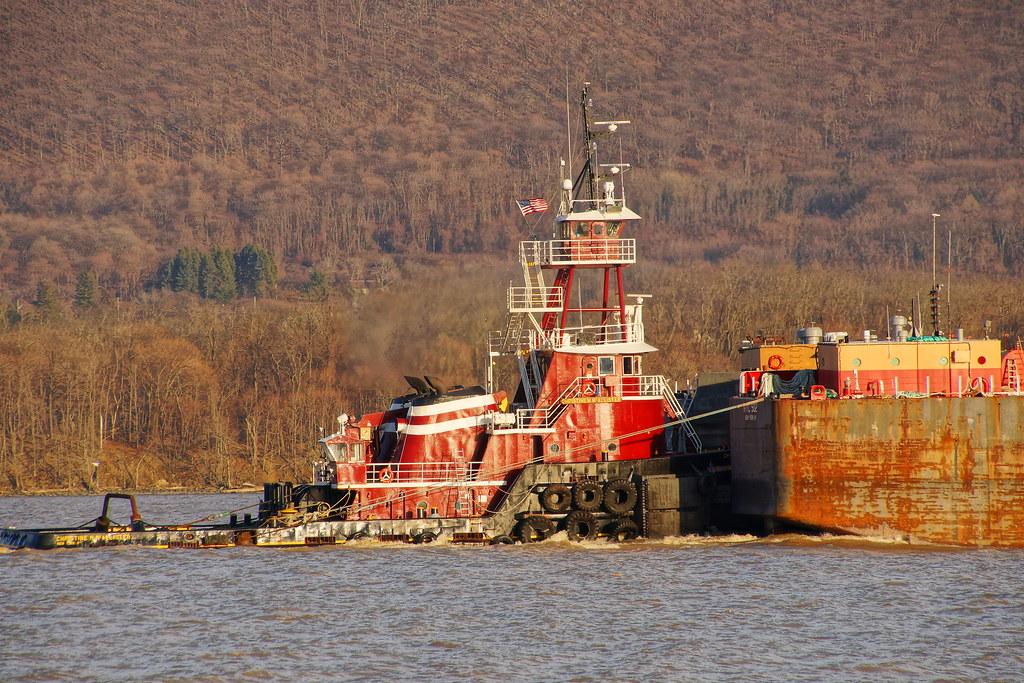 Christine M  McAllister | Tugboat Christine M  McAllister do