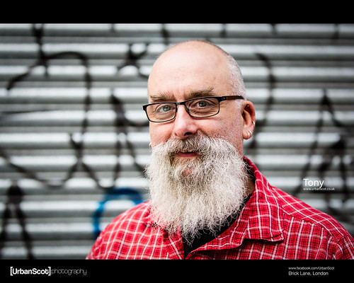 Tony, Brick Lane | by The Urban Scot