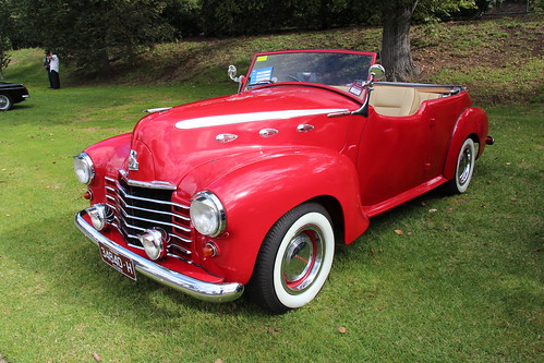 1949 Vauxhall L Caleche Tourer   The 1442cc 4 cyl LIX ...