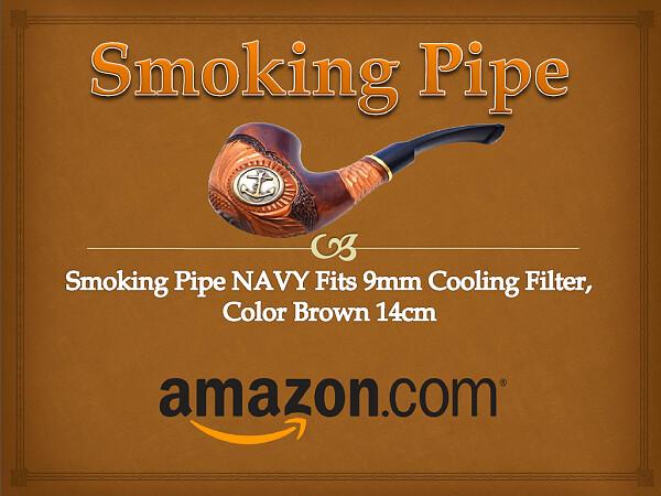 Smoking Pipe - Amazon com   Slideshare   Tobacco Pipe made f