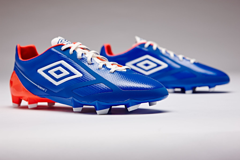 561de574bf Umbro Velocita 2 Pro HG Boots | The dazzling blue / fiery co… | Flickr