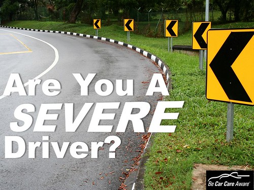 Are You A Severe Driver | by carcarecouncil