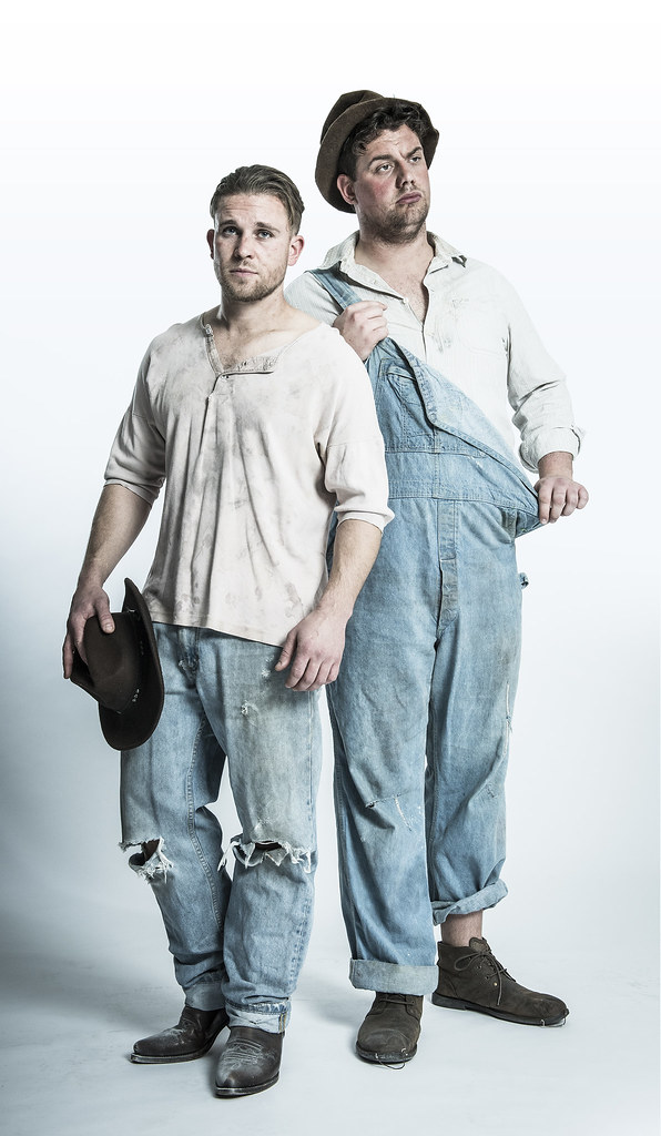 Of Mice and Men publicity shots