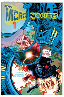 Micronauts-Cover-1-Logo | by JH Williams III