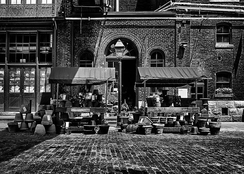 Toronto Distillery District Gardening Shop | by thelearningcurvedotca