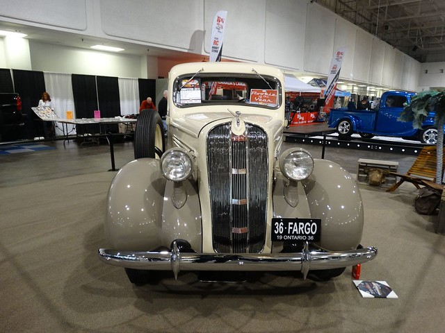 2016 Motorama Custom Car and Motorsport Show