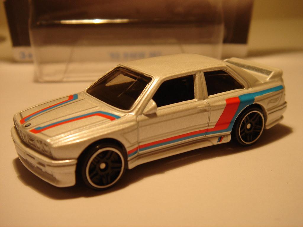 Hot Wheels 1992 Bmw M3 No4 1 64 A Beautifully Crisp Lookin Flickr