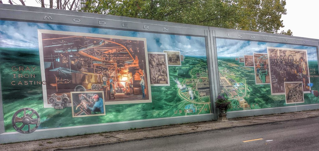 Nice ... Flood Wall Murals  Portsmouth OH (28) | By Kevystew Part 19