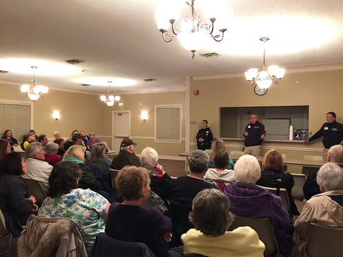 March 2016 Speedway Neighborhood Watch Meeting - Code Enforcement