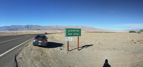 Civic Si at Death Valley | by Brian DeFrees