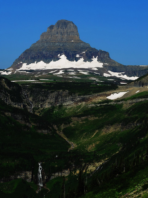 Going-to-the-Sun Road, Glacier National Park, Montana