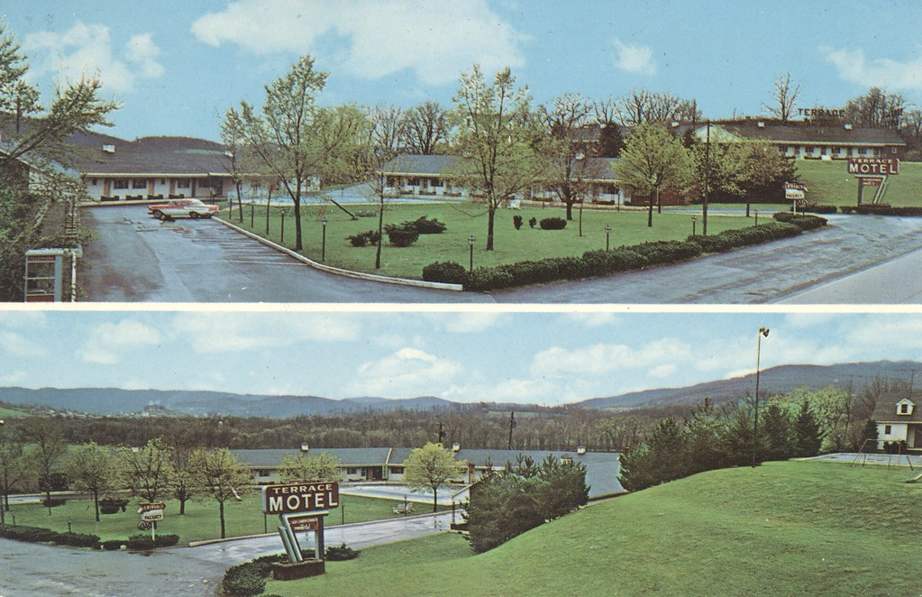Terrace Motel - Bedford, Pennsylvania