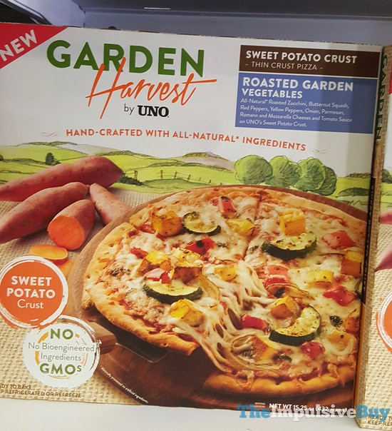 Garden Harvest by Uno Roasted Garden Vegetables Pizza Flickr