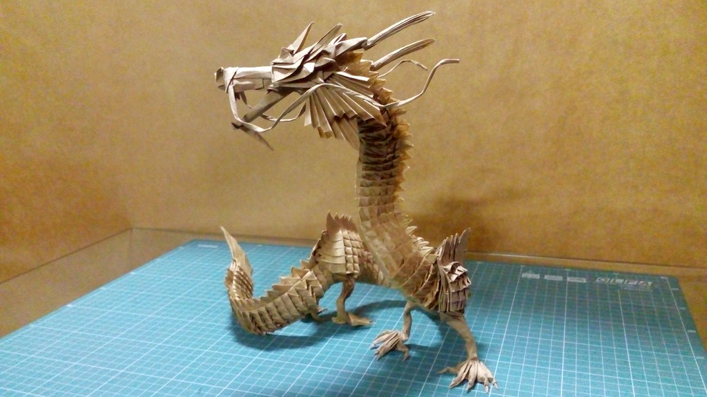 Chinese Dragon Mikiller Ary Kamiyama Flickr