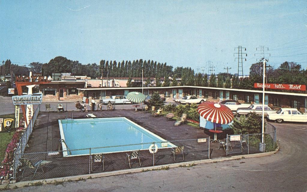 Niagara Falls Motel - Niagara Falls, New York