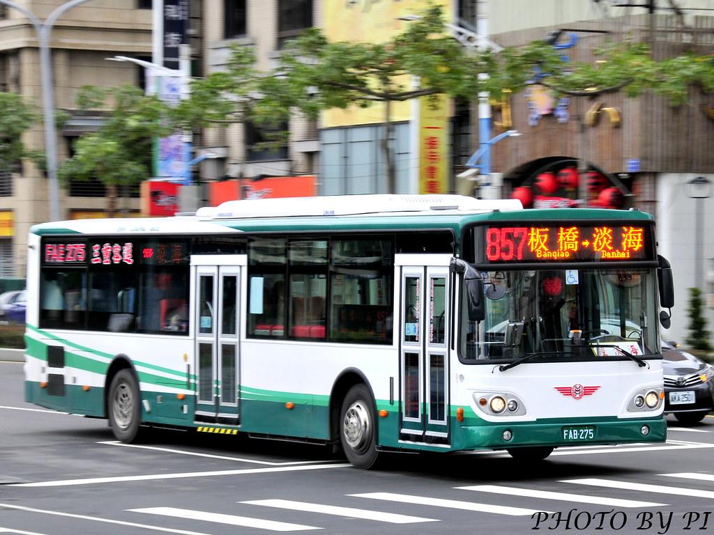 ... 三重客運857 FAB-275 | by WSC18