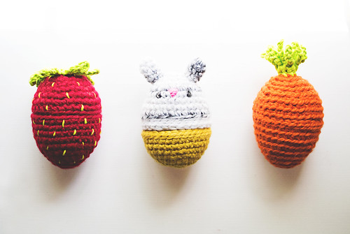 Crochet: bunny food | by Lisa | goodknits