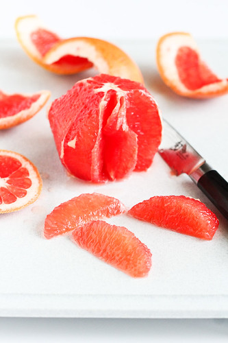 pink grapefruit with honey mint syrup a light and healthy flickr. Black Bedroom Furniture Sets. Home Design Ideas