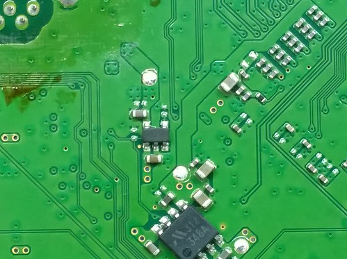 Sony PS3 mainboard fix | by Deep Fried Brains
