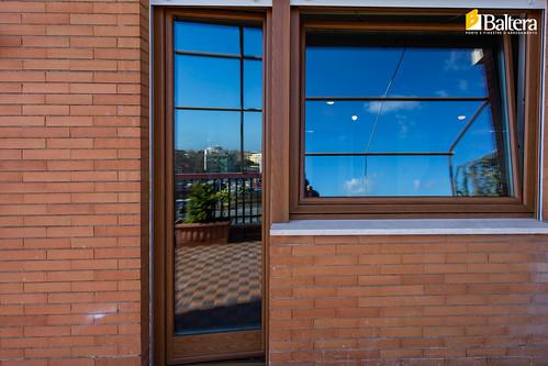 Porta finestra esterno baltera porte e finestre flickr - Baltera srl unipersonale porte e finestre ...
