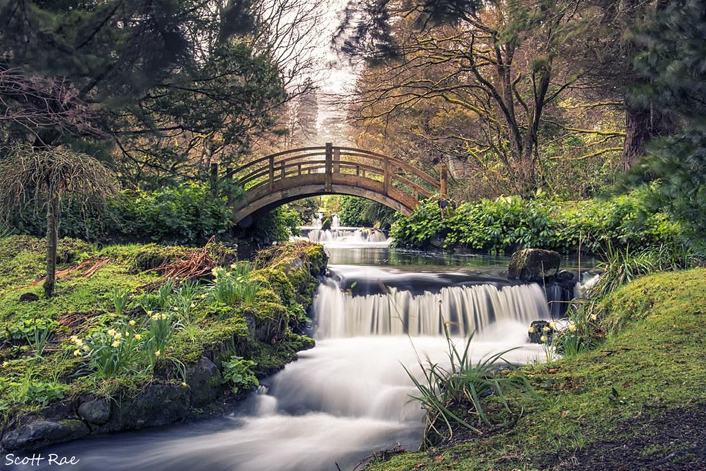 ... Japanese Water Gardens, Stobo Castle | By Scotty Rae