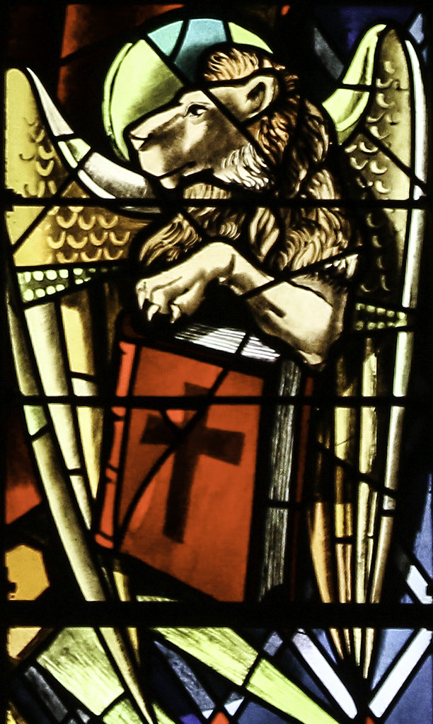 Lion Of Saint Mark The Winged Lion Is The Symbol Of St M Flickr