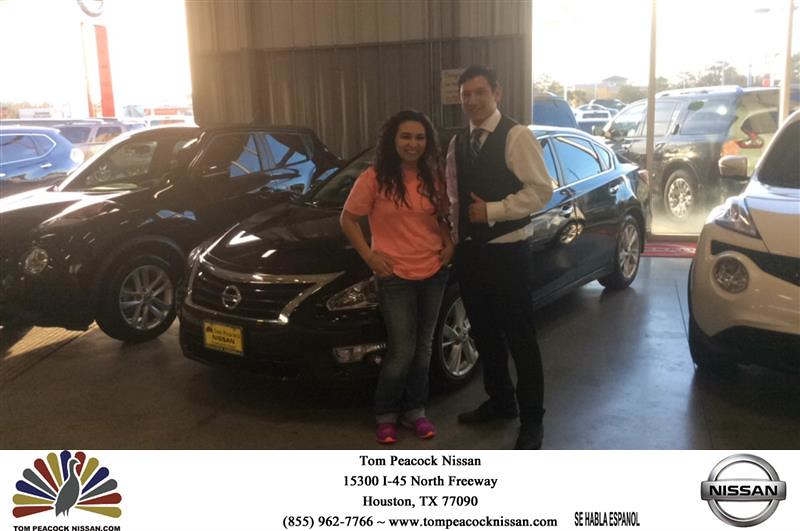 congratulations patrice on your #nissan #altima from angel…   flickr