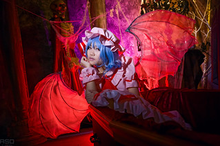 Remilia Scarlet | by bdrc