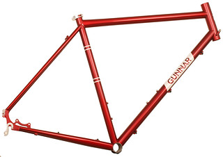 Gunanr Fastlane in Candy Red | by Gunnar Cycles