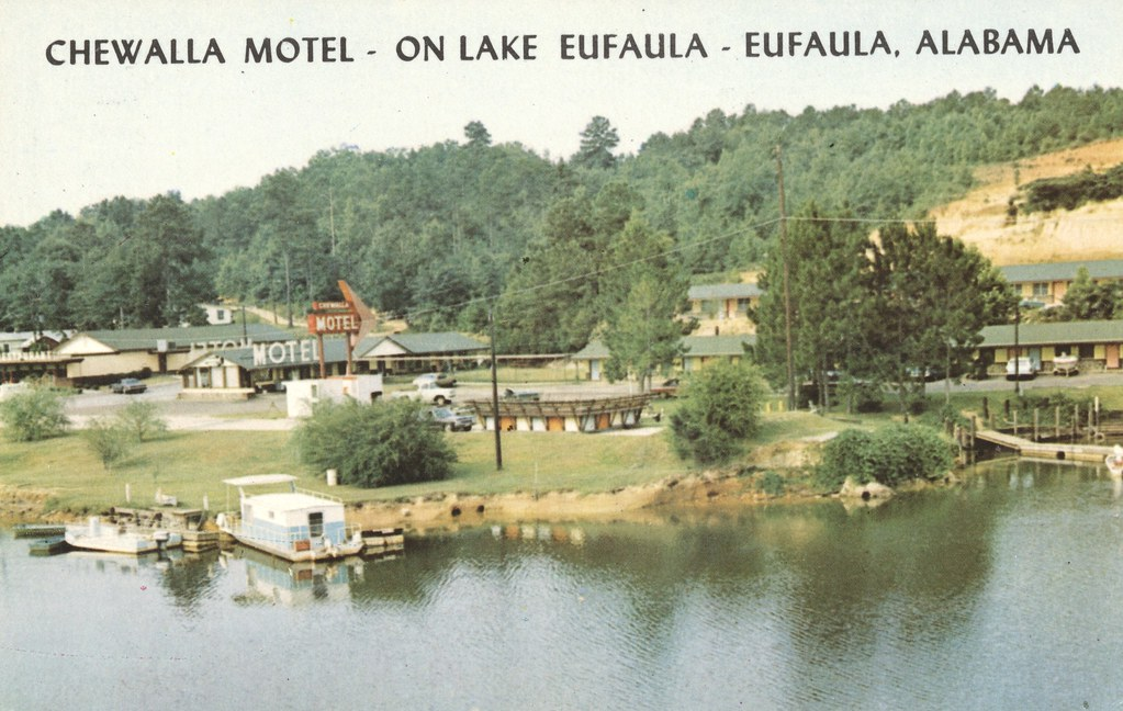Chewalla Motel - Eufaula, Alabama