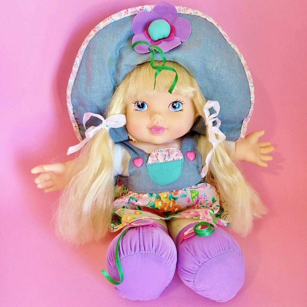 "1997 baby pick me up doll (dsi toys) | ""pick me up & i talk … 