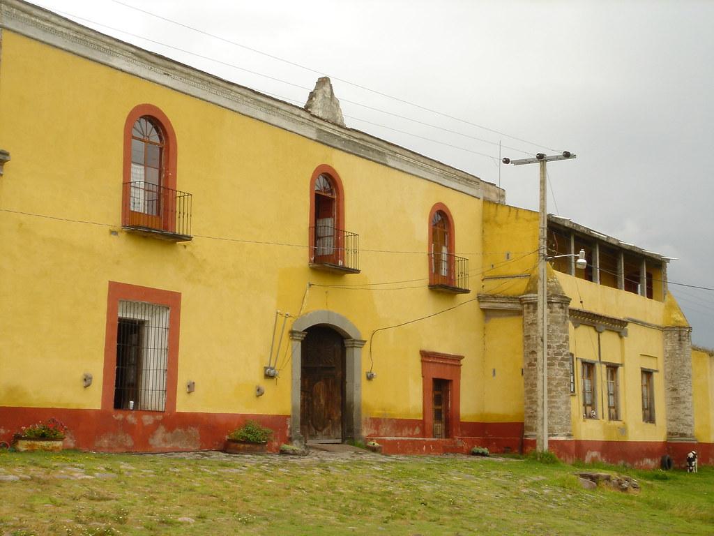 Hacienda San José Atlanga