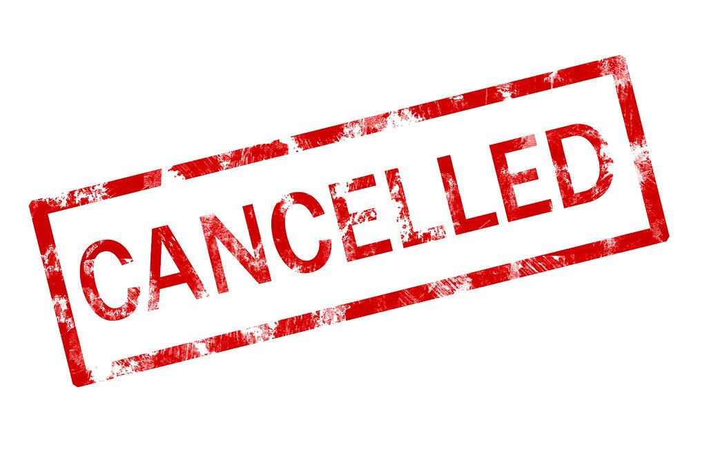 Bildresultat för cancelled