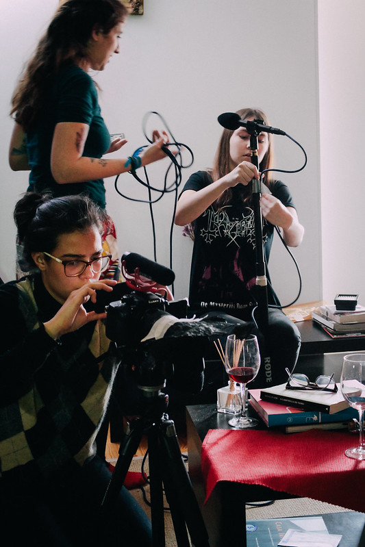 2016-03-23_18.14_Em-Paragem-Dia-4-caminhos, cinema, cinemalogia, Curta-Metragem, Nuno Rocha, português, Rodagem_