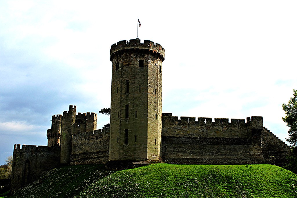 Guy's Tower, Warwick Castle, England