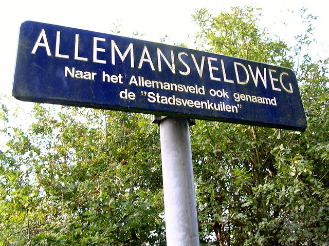 Enschede 2003 - Allemansveldweg