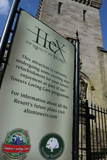 Hex is closed for 2016 to allow some TLC to take place