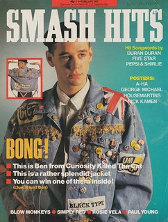 Smash Hits, February 11, 1987 – p.01 | by Brian.McCloskey